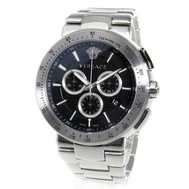 Versace Mystique VFG170016 Stainless Steel Quartz Men's Watch - $2,586.31