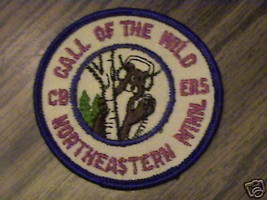 VINTAGE,CALL OF THE WILD,CB'ERS CLUB,NE.MN  30OLD PATCH - $20.24