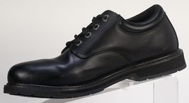 Slip Black EW Savant Skechers 5 oxford Sole 10 Men's lace Oversee up Non WORK FgzFwr