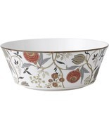 Wedgwood Pashmina Serving Bowl 10-Inch New with Tag - $2.791,43 MXN