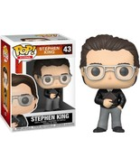 Stephen King Celebrity Vinyl Series POP Vinyl Figure Toy #43 FUNKO NEW NIB - $8.79