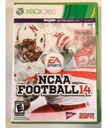 NCAA 14 Nebraska - Xbox 360 - Replacement Case - No Game - $7.91