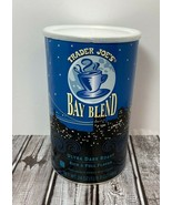 TRADER JOE'S BAY BLEND ULTRA DARK ROAST COFFEE 24 OZ WHOLE BEAN - $17.82