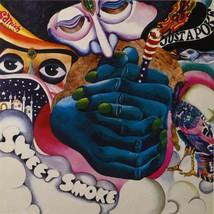 """Sweet Smoke (Catfish) (Album Cover Art) - Framed Print - 16"""" x 16"""" - $51.00"""