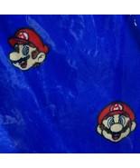 Men's Nintendo Super Mario Head Pajama Lounge Sleep Pants Blue Size 2XL ... - $17.00