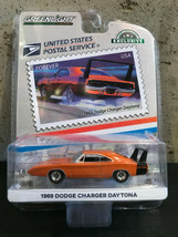 Greenlight 1/64 Hobby Exclusive 1969 Dodge Charger Daytona USPS Muscle Cars - $4.99