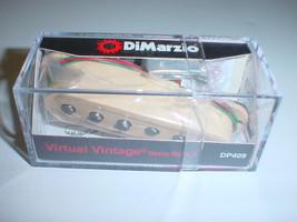 DiMarzio DP409 Virtual Vintage Heavy Blues 2 Single Coil Guitar Pickup -... - $74.99