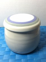 """Butter Bell Crock Keeper Dish 3.75"""" Stoneware Ceramic Farmhouse Giftable... - $19.99"""