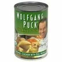 Wolfgang Puck Chicken Soup With Egg Noodle (12x14.5 Oz) - $63.64