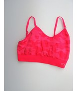 Sports Bra Yoga Top Gym Zumba Cami  CHAMPION Pink Camouflage  S/P $24 - $11.88
