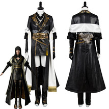 Final Fantasy 15 FF15 Gentiana Astral Goddess Shiva Dress Cosplay Outfit Costume - $149.00+