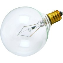 G16-1/2 Bulb Philips 60W Candelabra Base Clear 12Pk - $37.74