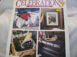 Celebrations To Cross Stitch And Craft Summer 1992 - $5.00