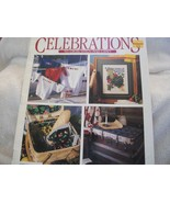 Celebrations To Cross Stitch And Craft Summer 1992 - $4.00