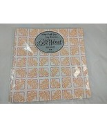 """Bible Verse Gift Wrap 2 Sheets 30"""" x 20"""" Word Inc 1983 Giftword Vintage - $4.46"""