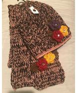 Women's Winter Knit Hat Scarf Set - $17.82