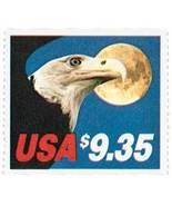 1983 $9.35 Express Mail, Eagle & Moon Scott 1909 Mint F/VF NH - $14.39