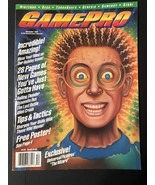 GamePro Game Pro Gaming Magazine December 1989 - Issue #5 NEAR MINT Cond... - $37.99
