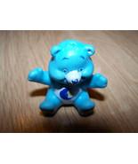 """Mini Bedtime Care Bear PVC Figure Toy Cake Topper Blue 1.5"""" EUC - $7.50"""