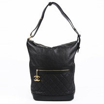 Chanel 2018 Casual Style Quilted Caviar Hobo Bag - $3,760.00