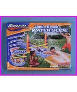 * 16' Water Tunnel Slip n Slide Banzai Limbo Beach Water Slide WaterSlid... - $27.99
