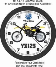 1979 YAMAHA YZ125x MOTOCROSS BIKE WALL CLOCK-FREE USA SHIP - $28.70+