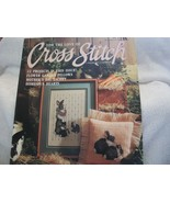 For The Love of Cross Stitch Magazine May 1991 - $4.00
