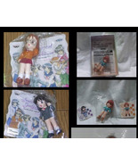 LOT SALE: Sentimental Graffiti Set of (6) Keychains * ANIME $36 Value! - $10.00