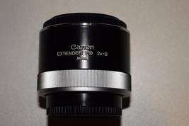 Canon Extender FD 2x-B With Caps - $39.95