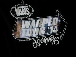T-Shirt VANS Warped Tour 2014 Presented by JOURNEYS - $29.68