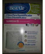 BestAir H64 Humidifier Replacement Filter Extended Life Wick - $9.89