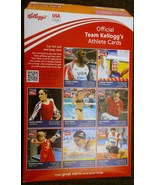 HG Kellogg's Frosted Mini Wheats - Olympics Cards 24oz (Empty, Good Condition) - $7.99