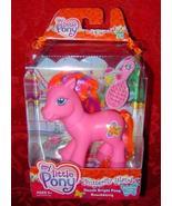 My Little Pony G3 Beachberry Dazzle Bright Pony Butterfly Island 2004 - $12.00