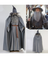 Custom The Lord of the Ring Gandalf Cosplay Costume Gandalf Costume Hall... - $158.00