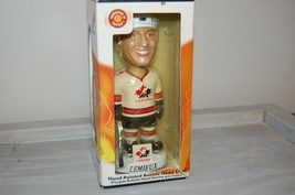 MARIO LEMIEUX Team Canada Bobble Head Doll  - $19.39