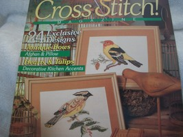 Cross Stitch Magazine August/September 1991 - $5.00