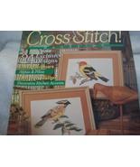 Cross Stitch Magazine August/September 1991 - $4.00