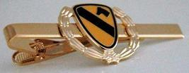 US Army 1st Cavalry Division First Team Tie Clip  - $14.99