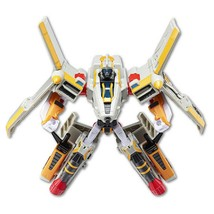 Tobot Jet Thunder Transforming Action Figure Tobot V Season 3 Korean Robot Toy image 2