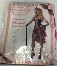 Adult Womens Eye Candy Parisian Showgirl  - $32.26