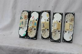 05-10 Toyota Tacoma Heat AC Climate Control Fan Switch *LOT OF 5 CORE FOR PARTS* image 11