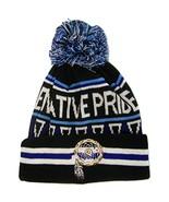 Native Pride Dream Catcher Cuffed Knit Winter Hat Pom Beanie (Black) - $12.95