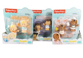 New 2020 Fisher Price Little People Snuggle Twins - $16.50