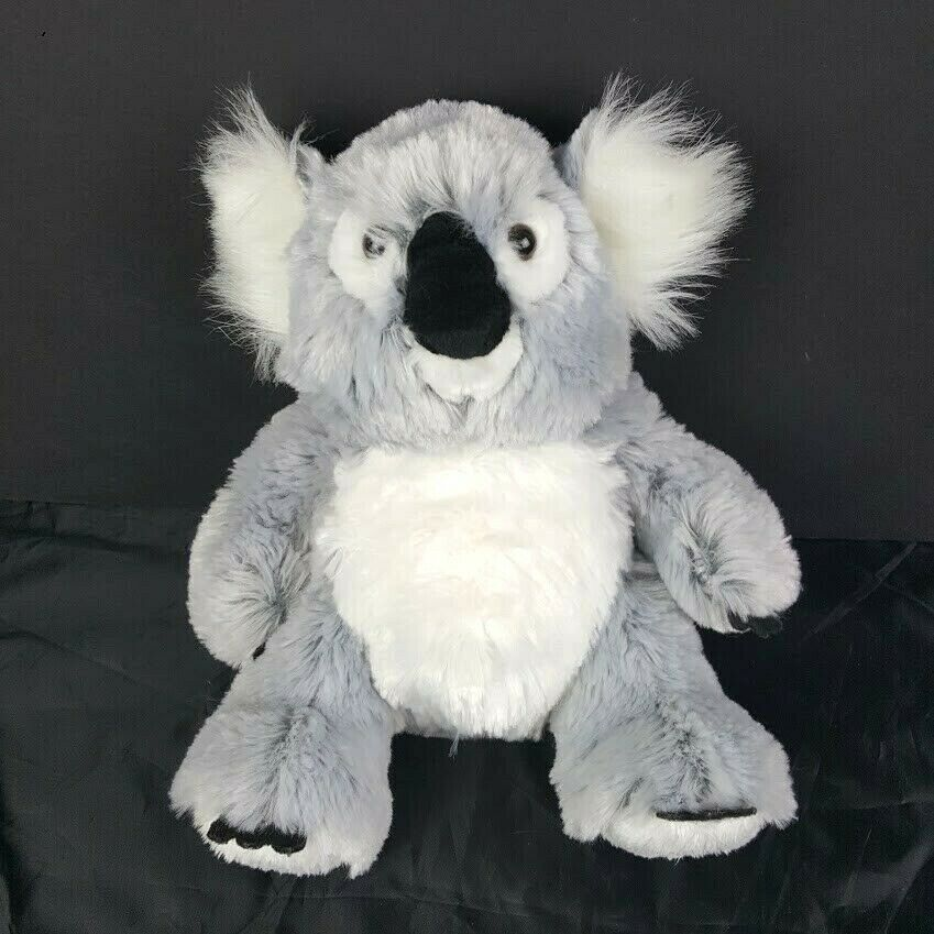 Primary image for Ganz Webkinz Plush Koala HM113 Stuffed Animal No Code Gray Bear #A45