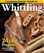 Complete Starter Guide to Whittling: 24 Easy Projects You Can Make in a ... - $7.52