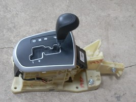 2012 HYUNDAI ACCENT BLACK FLOOR SHIFT ASSEMBLY  image 2