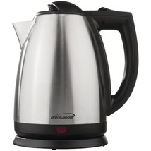 Brentwood Appliances KT-1800 2-Liter Stainless Steel Electric Cordless T... - €39,42 EUR