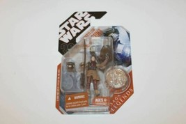 Star Wars 30th Year Anniversary Saga Legends Princess Leia Boushh Disgui... - $19.79