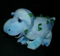 2124 Blue Baby Dinos In A Nest Dinosaur Melissa & Doug Stuffed Animal Plush Toy - $13.10