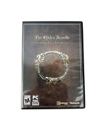 The Elder Scrolls Online PC DVD-ROM 4 Disc Set PC and MAC New Open Box R... - $42.03